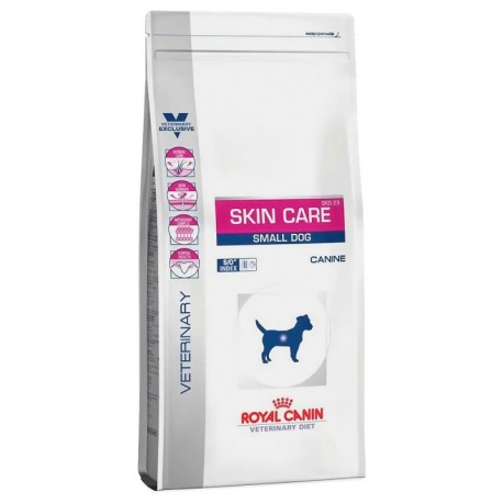 ROYAL CANIN VETERINARY DIET DOG Small Adult Skin Care SKS 25