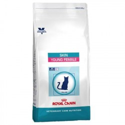 ROYAL CANIN VETERINARY DIET CAT Skin Young Female