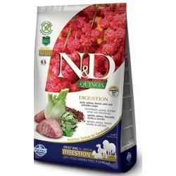 FARMINA N&D GRAIN FREE Quinoa Digestion Lamb & Fennel