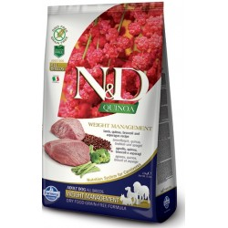 FARMINA N&D GRAIN FREE Dog Quinoa Digestion Lamb & Fennel