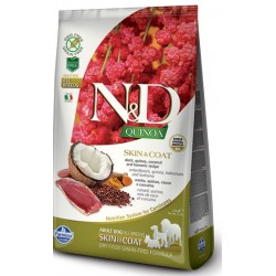 FARMINA N&D GRAIN FREE Dog Quinoa Digestion Lamb & Fennel