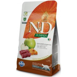 FARMINA N&D GRAIN FREE Adult Cat Pumpkin Venison & Apple