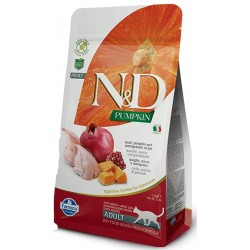 FARMINA N&D GRAIN FREE Adult Cat Pumpkin Duck & Cantaloupe Melon
