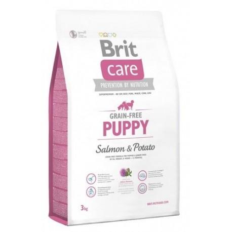 BRIT Care Dog Grain Free Puppy Salmon & Potato