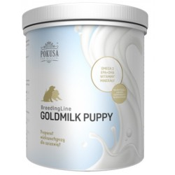 POKUSA BreedingLine GoldMilk Puppy