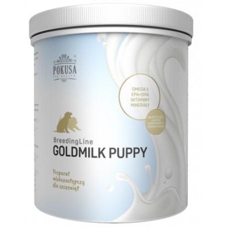POKUSA BreedingLine GoldMilk Puppy