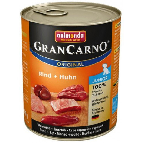 ANIMONDA DOG GranCarno Junior 400g puszka