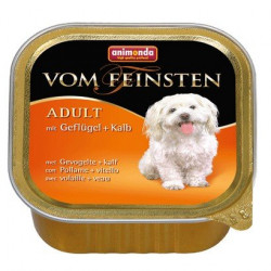 ANIMONDA DOG Vom Feinsten Adult 150g tacka