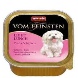 ANIMONDA DOG Vom Feinsten Light Lunch 150g tacka