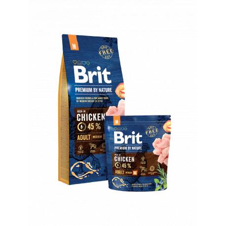 BRIT Premium By Nature Dog Adult M (Medium)