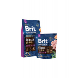 BRIT Premium By Nature Dog Adult S (Small)