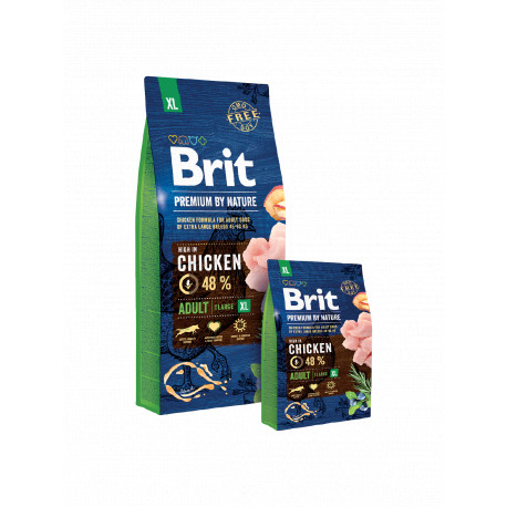 BRIT Premium By Nature Dog Adult XL (Extra Large)