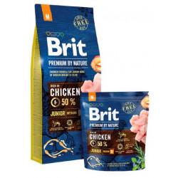BRIT Premium By Nature Dog Junior M (Medium)