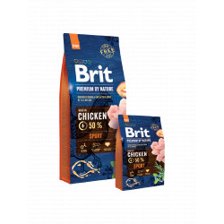 BRIT Premium By Nature Dog Sport