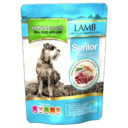 NATURES MENU DOG Senior 300g