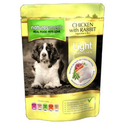 NATURES MENU DOG Light 300g