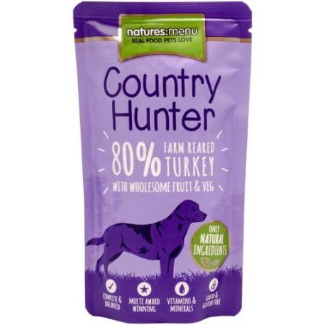 NATURES MENU DOG Country Hunter indyk