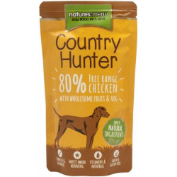 NATURES MENU DOG Country Hunter kurczak