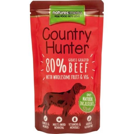 NATURES MENU DOG Country Hunter wołowina