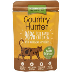 NATURES MENU CAT Country Hunter 96% kurczaka 85g