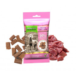NATURES MENU DOG lamb treats