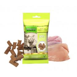 NATURES MENU cat treats indyk kurczak