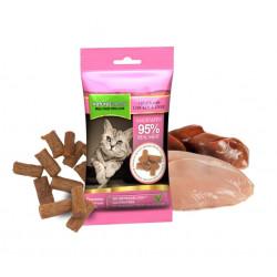 NATURES MENU cat treats kurczak wątróbka
