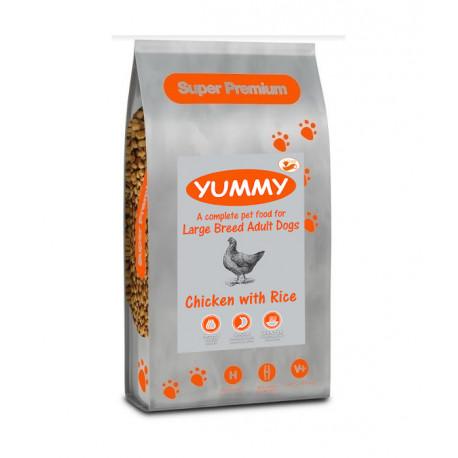 YUMMY Super Premium Adult Lamb & Rice