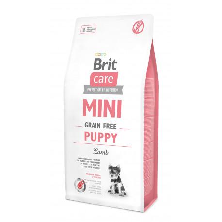 Brit Care MIni graine Free Puppy