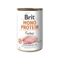BRIT Mono Protein Turkey puszka 400g