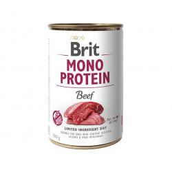 BRIT Mono Protein Beef puszka 400g