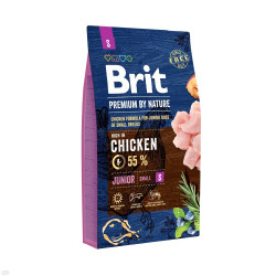 BRIT Premium By Nature Dog Junior S (Small)