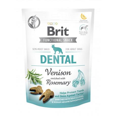 Brit Functional Snack Dental Venison 150g