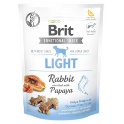 Brit Functional Snack Light Rabbit 150g