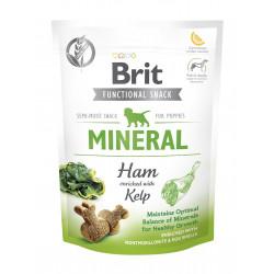 Brit Functional Snack Mineral Ham Puppy 150g
