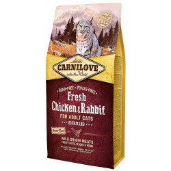 CARNILOVE CAT Fresh Chicken & Rabbit Gourmand