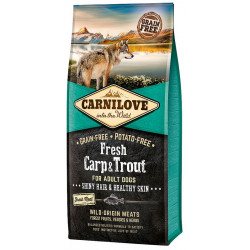 CARNILOVE DOG Fresh Carp & Trout