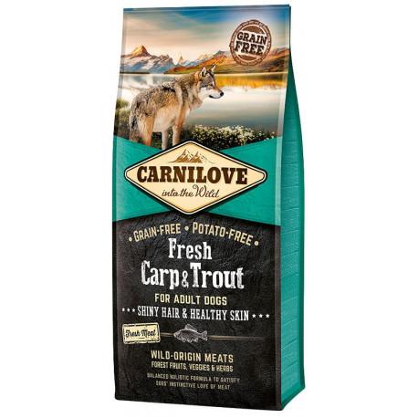 CARNILOVE DOG Fresh Carp & Trout