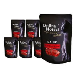 DOLINA NOTECI CAT Premium Danie z wołowiny 85g