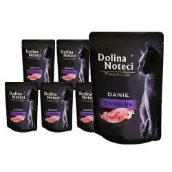 DOLINA NOTECI CAT Premium Danie z królika 85g