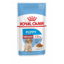 ROYAL CANIN DOG Medium Puppy saszetka