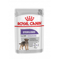 ROYAL CANIN DOG Sterilised saszetka