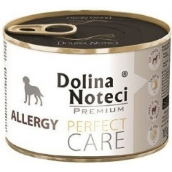 DOLINA NOTECI DOG Premium Perfect Care Allergy 185g