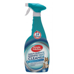 SIMPLE SOLUTION Multi-Surface Disinfectant Cleaner 750ml