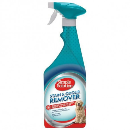 SIMPLE SOLUTION Stain & Odour Remover Dog 750ml