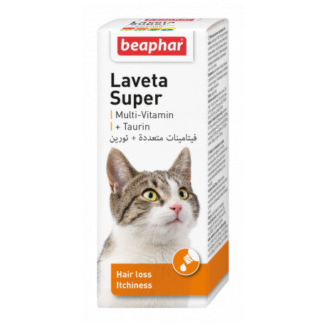 BEAPHAR CAT Laveta Super 50ml