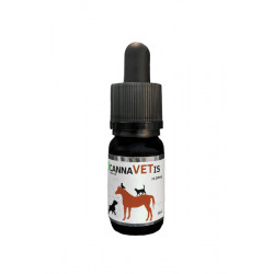 CannaVETis Olej CBD 10 ml dla zwierząt