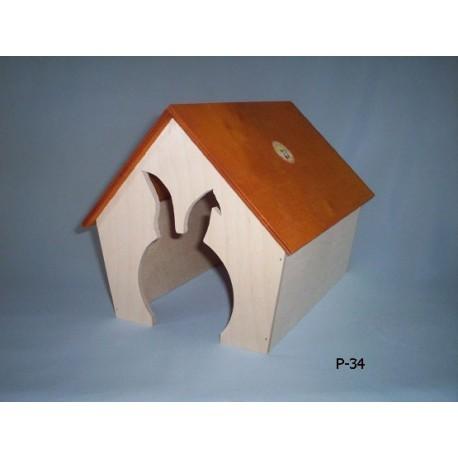 PINOKIO Domek dla królika