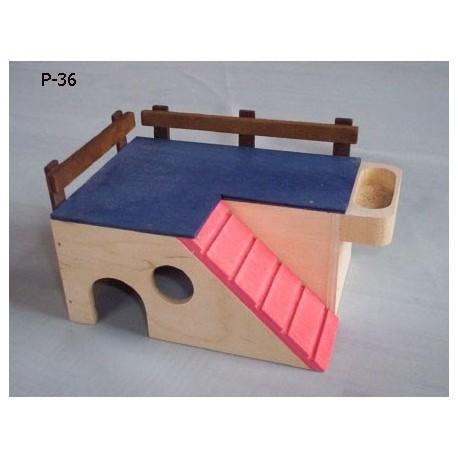 PINOKIO Domek dla gryzoni