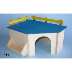 PINOKIO Domek dla szynszyla